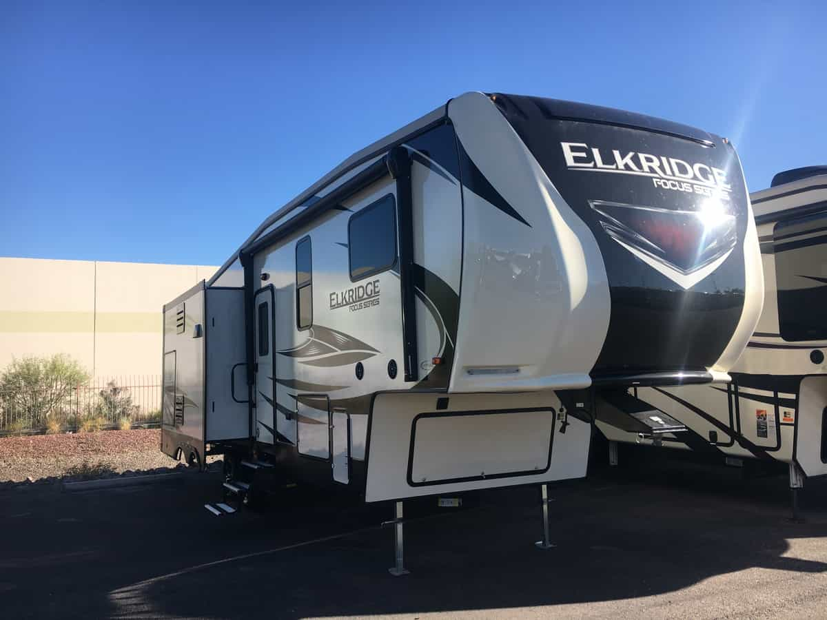 NEW 2019 Heartland Elkridge Focus Series 290RS - Freedom RV
