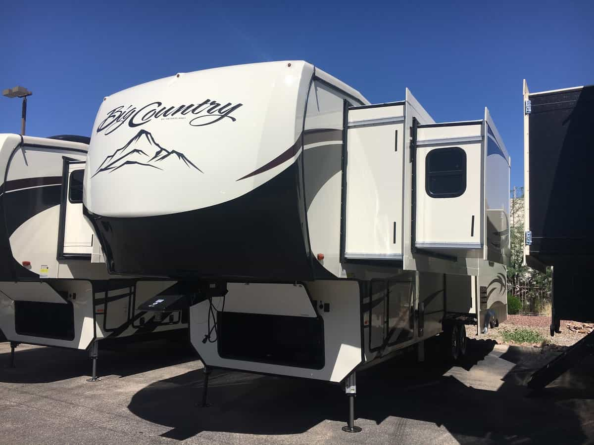 NEW 2019 Heartland Big Country 3560SS - Freedom RV