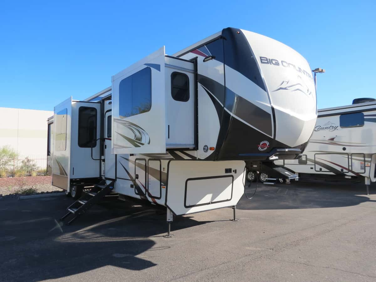 NEW 2019 Heartland Big Country 3902FL - Freedom RV