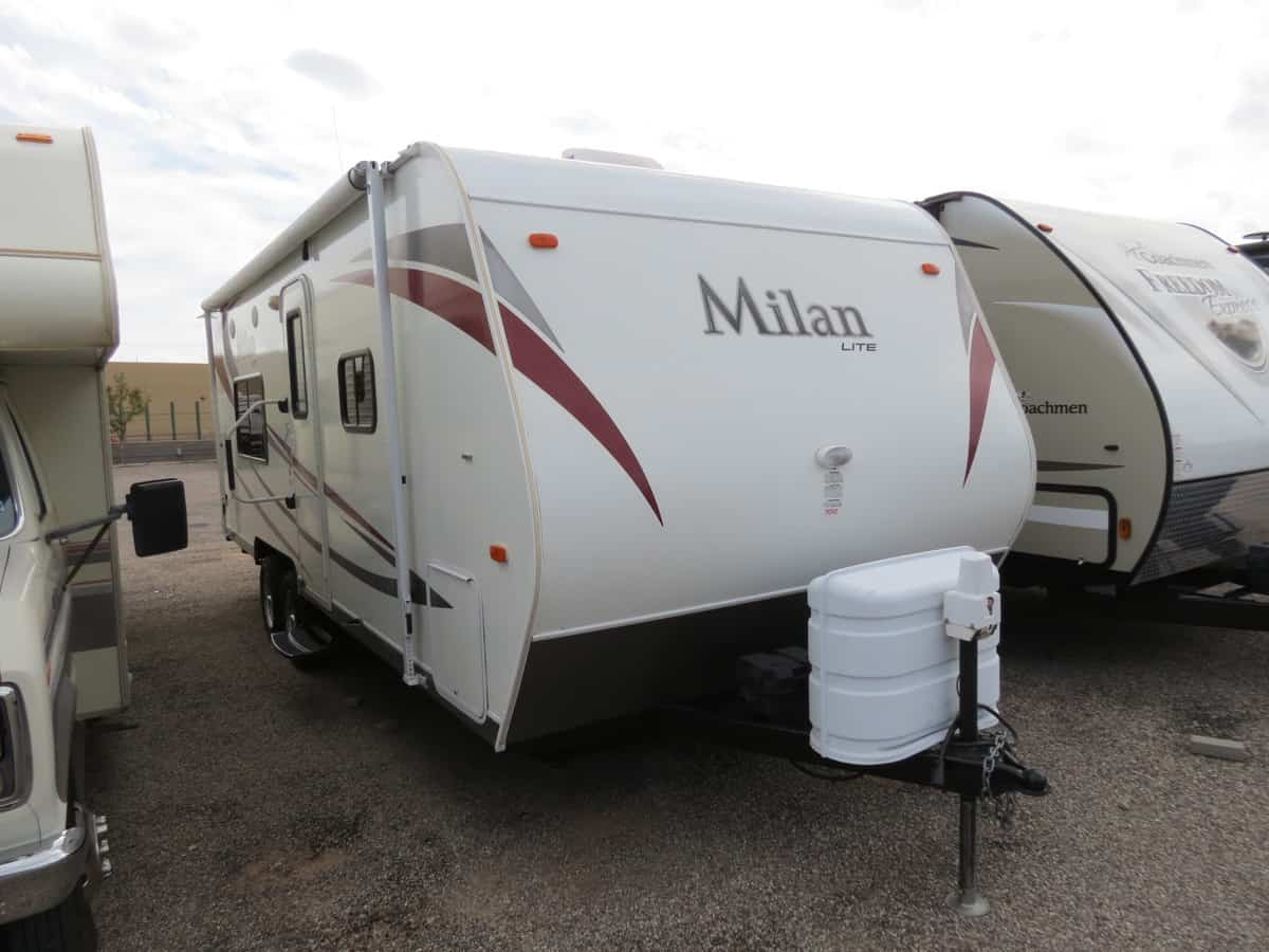 USED 2013 Eclipse Milan 22CK - Freedom RV