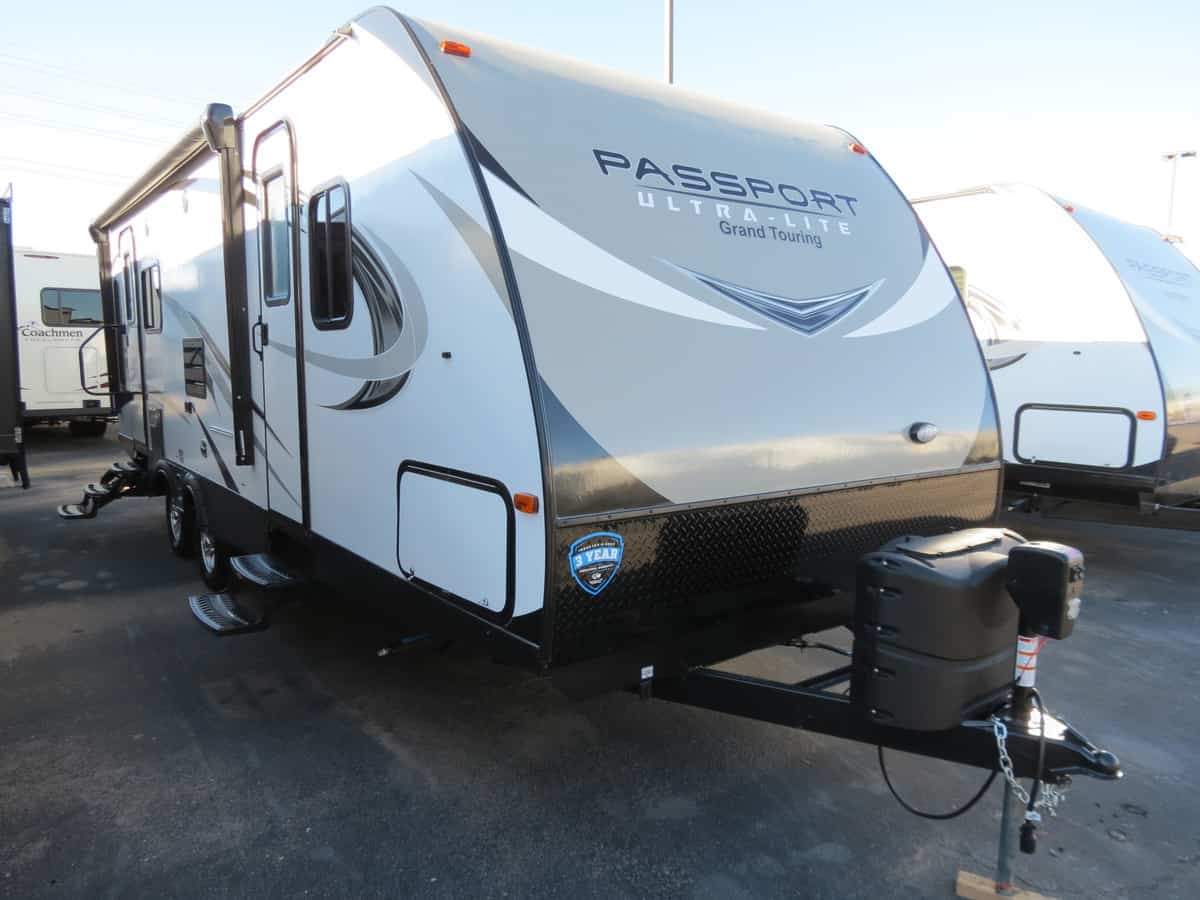 NEW 2019 Keystone Passport 2450RLWE - Freedom RV