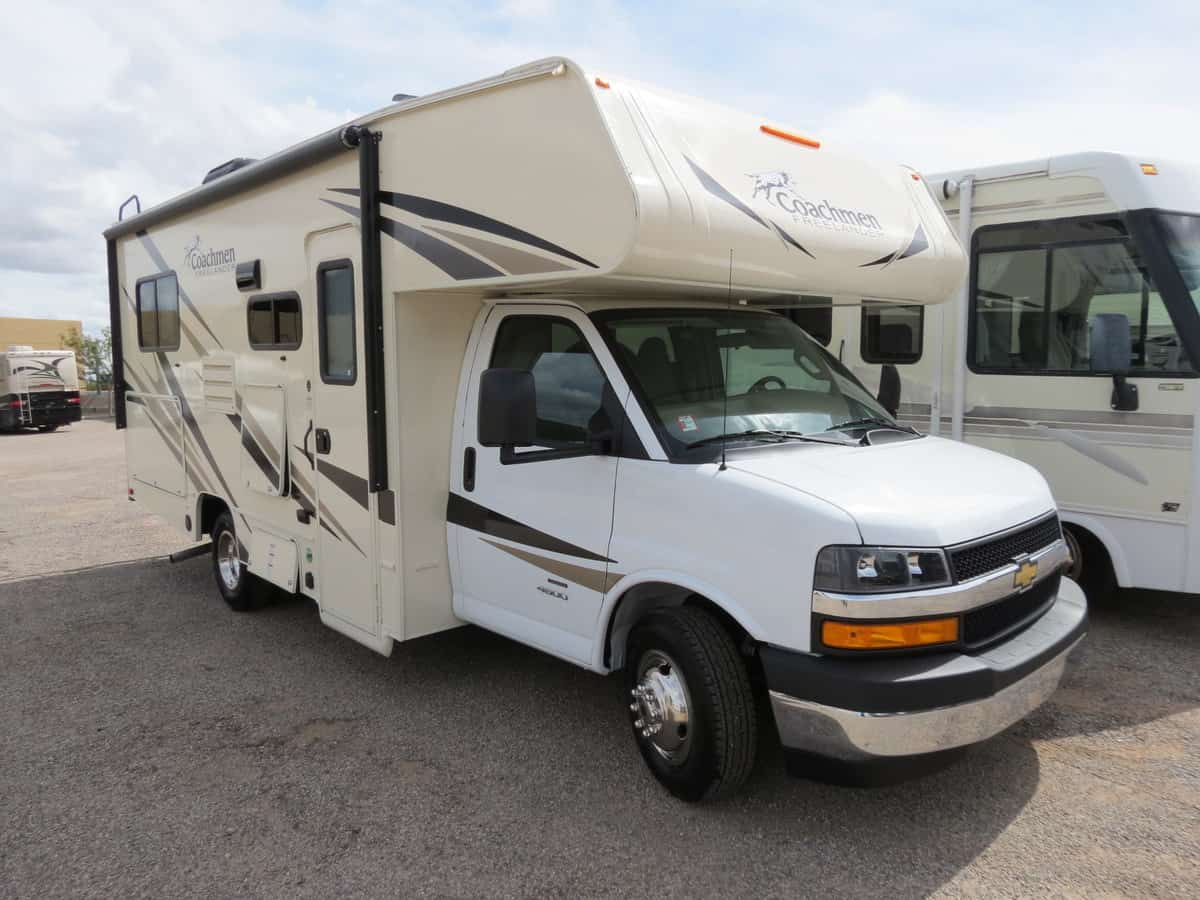 NEW 2019 Coachmen Freelander 21QBC - Freedom RV