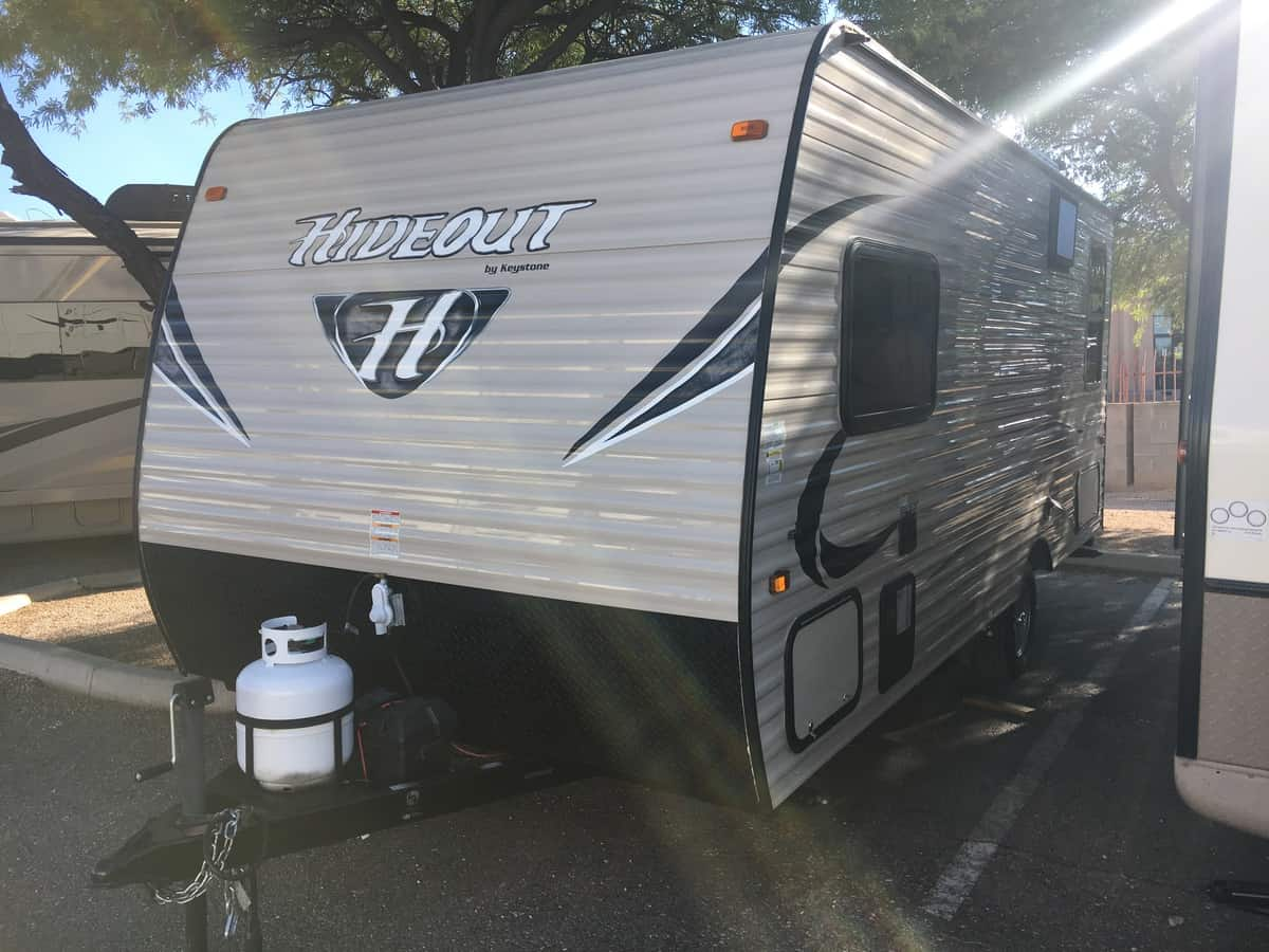 USED 2018 Keystone Hideout 178 - Freedom RV