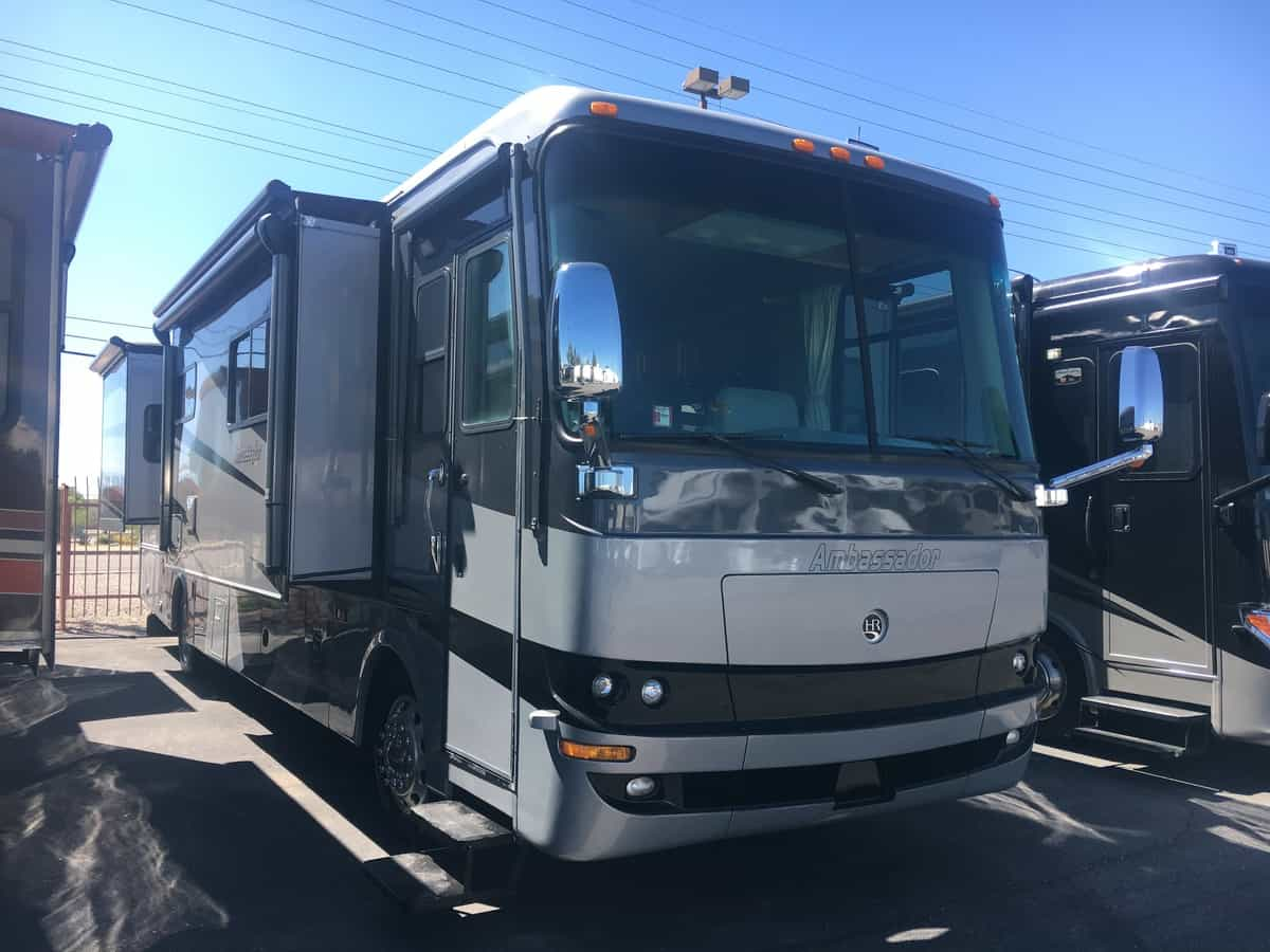 USED 2005 Holiday Rambler Ambassador 40PLQ - Freedom RV
