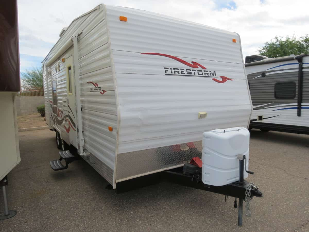 USED 2011 Firestorm Dune Sport 26' - Freedom RV