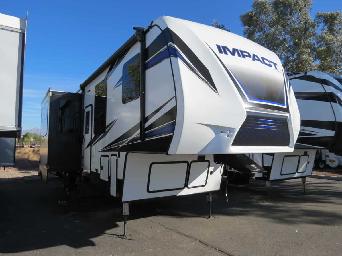 NEW 2019 Keystone Impact 367 - Freedom RV