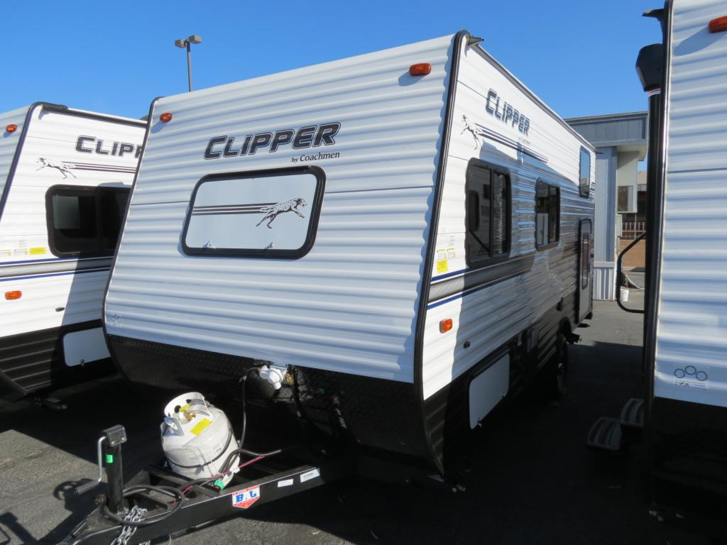2018 Forest River Clipper 17BH ( New ) - Freedom RV