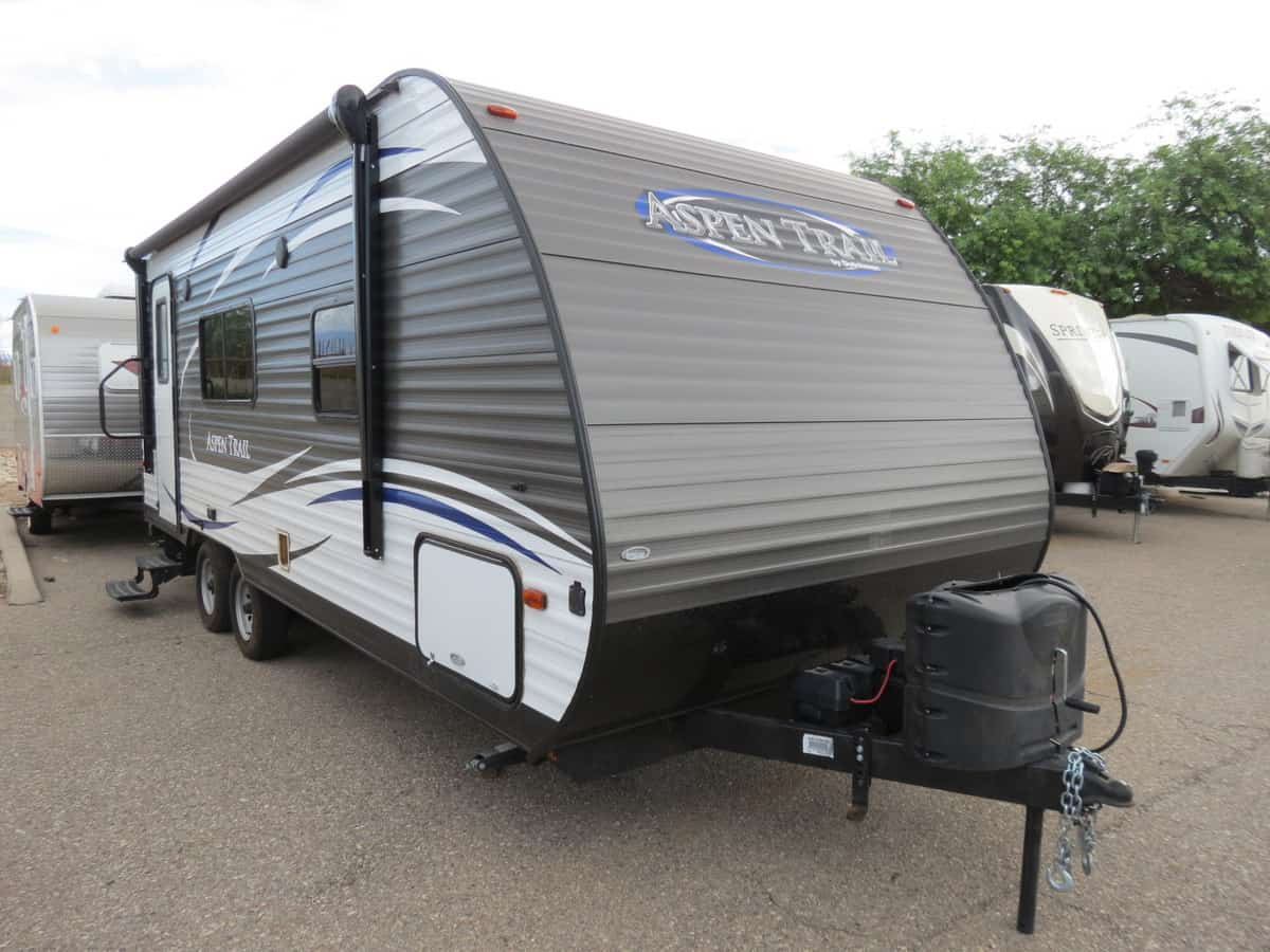 USED 2018 Aspen Trail 1900RB - Freedom RV