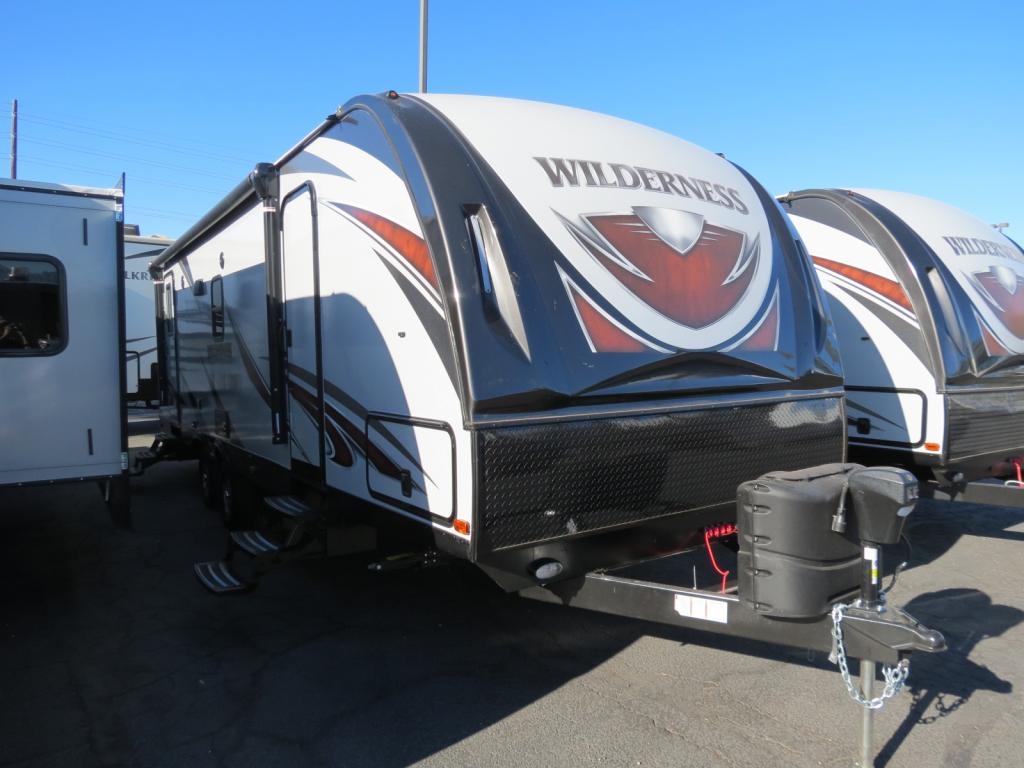 NEW 2019 Heartland Wilderness 2500RL - Freedom RV