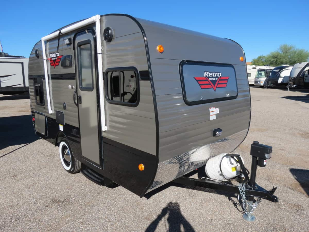 NEW 2019 Riverside White Water Retro 166 - Freedom RV