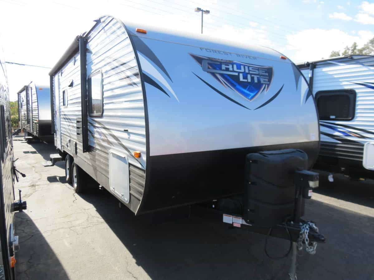 USED 2018 Forest River Salem 210RBXL - Freedom RV