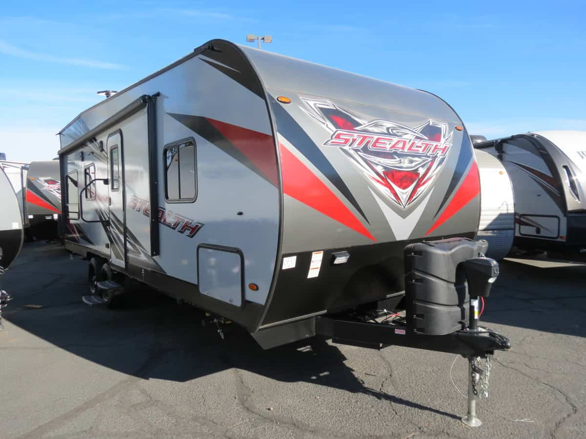 NEW 2019 Forest River Stealth 2313G - Freedom RV