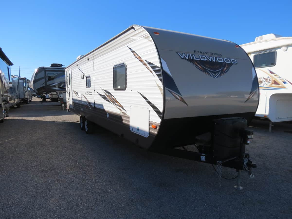 USED 2018 Forest River Wildwood 28 RLSS - Freedom RV
