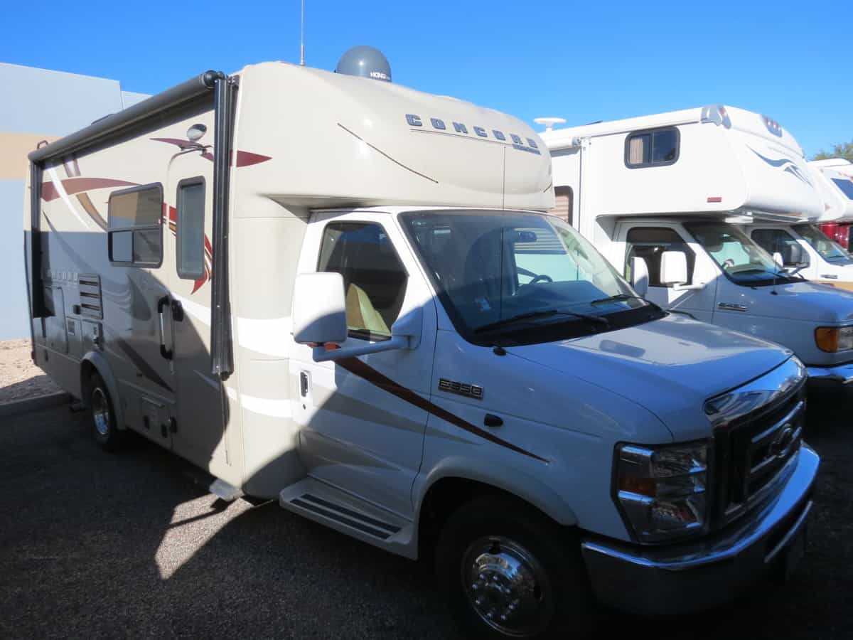 USED 2016 Coachmen Concord 240RBF - Freedom RV