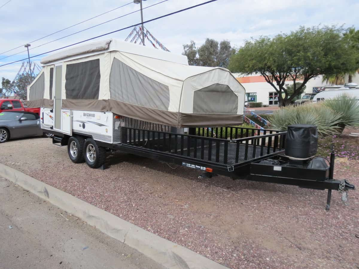 USED 2015 Rockwood Freedom 282XRT - Freedom RV