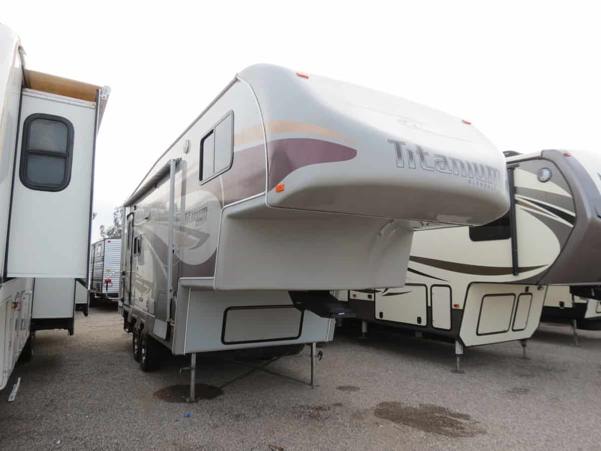 USED 2008 Glendale Titanium 34' - Freedom RV