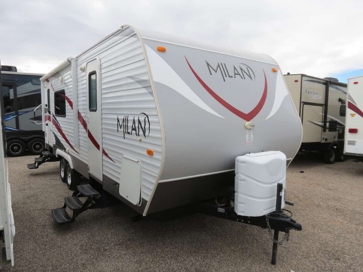 USED 2015 Eclipse Milan 23RGS - Freedom RV