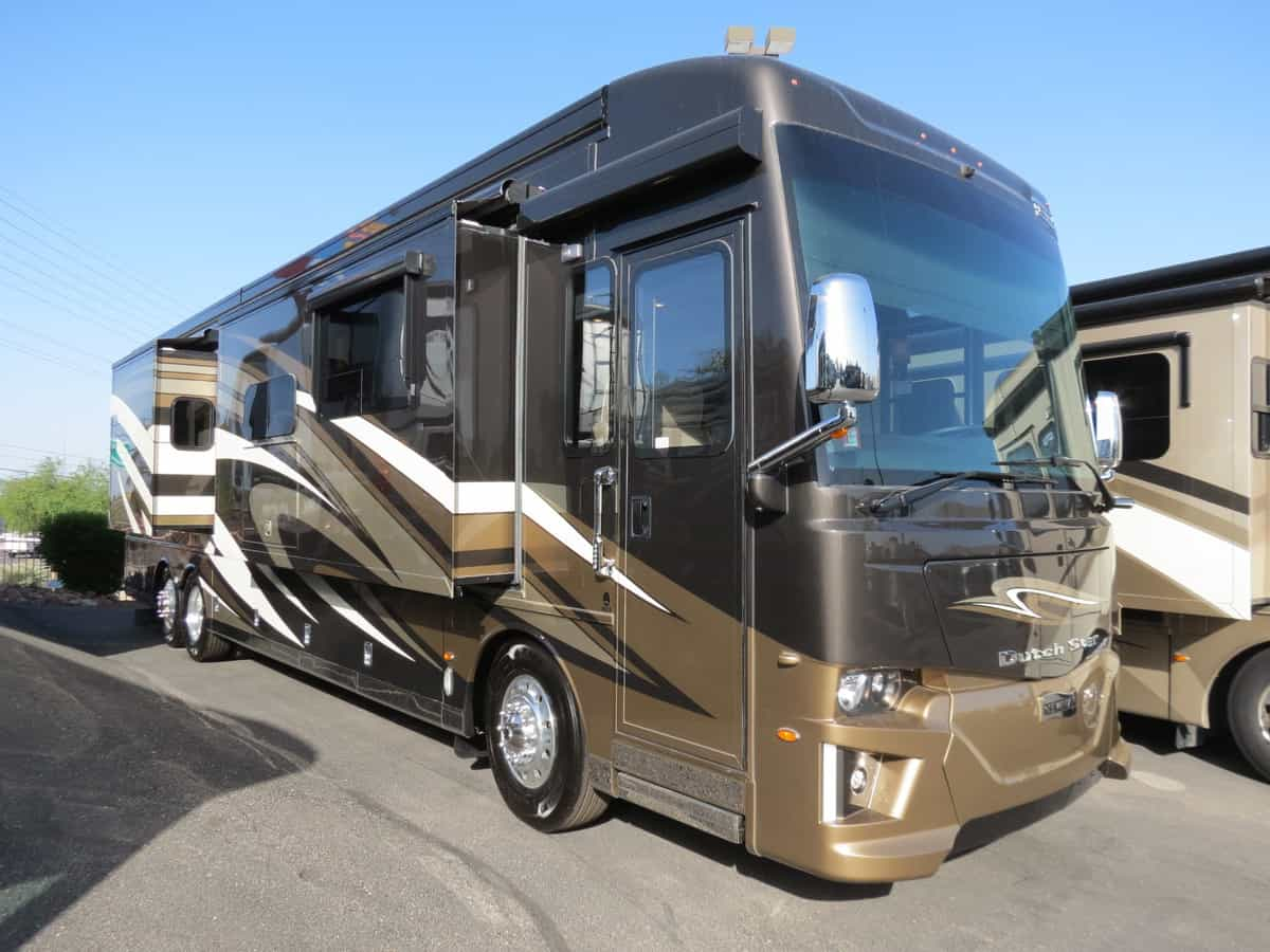 NEW 2019 Newmar Dutch Star 4018 - Freedom RV
