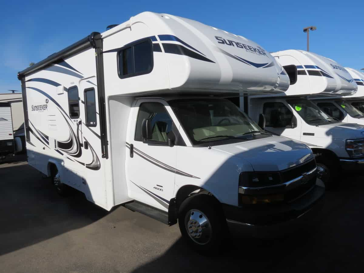 NEW 2019 Forest River Sunseeker 2250 - Freedom RV