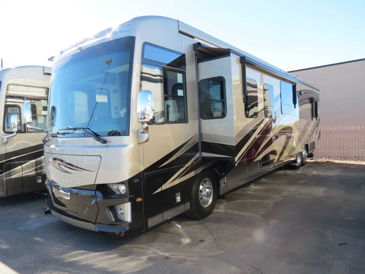 NEW 2019 Newmar Dutch Star 4369 - Freedom RV