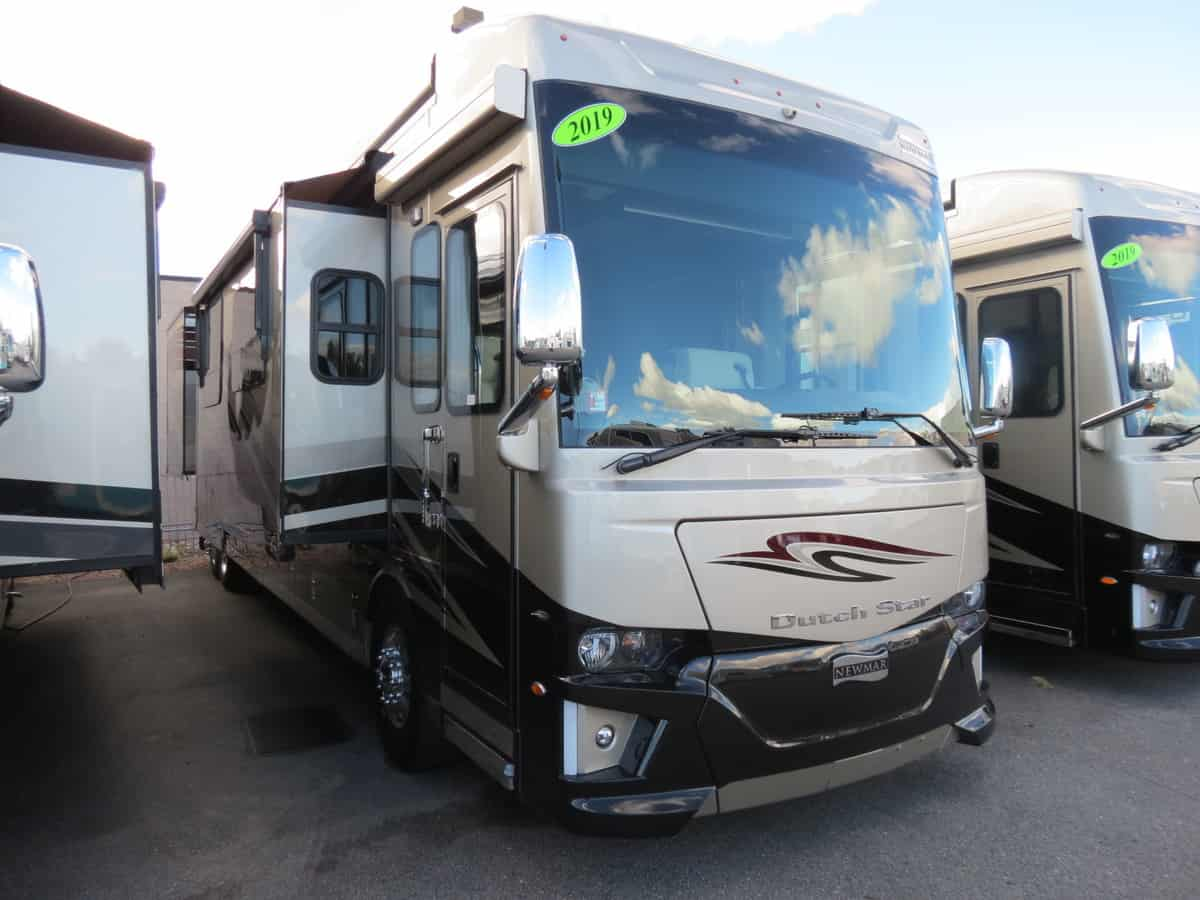 NEW 2019 Newmar Dutch Star 4363 - Freedom RV