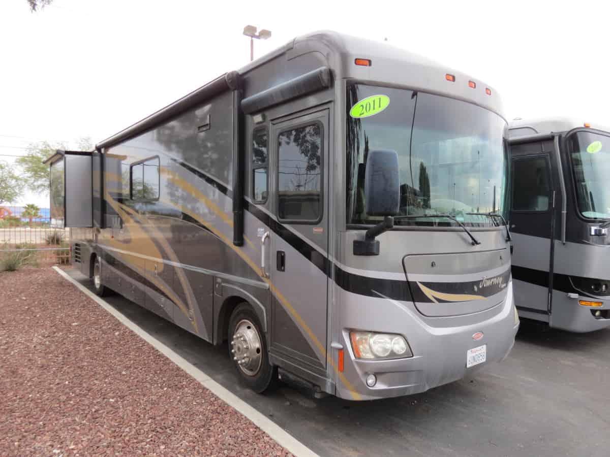 USED 2011 Winnebago Journey 39N - Freedom RV