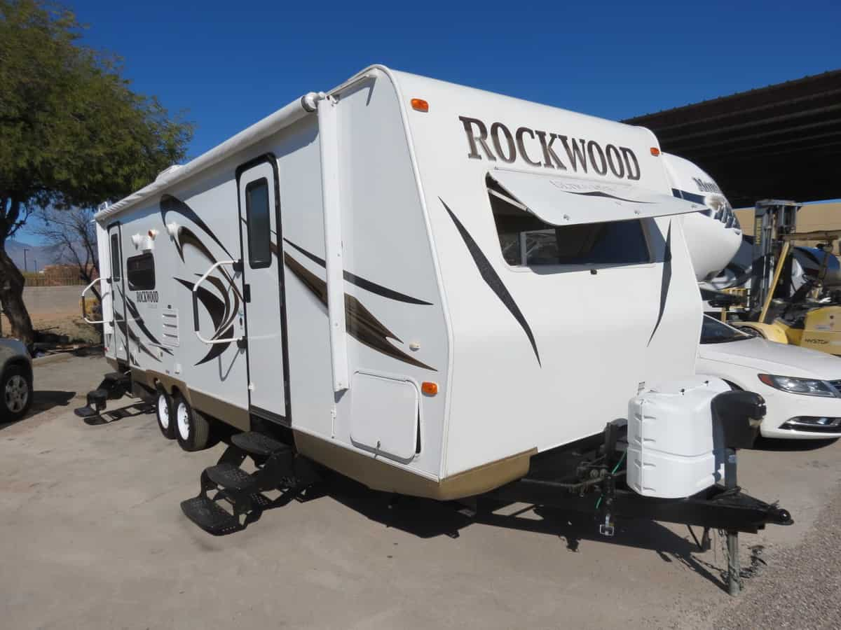 USED 2012 Forest River Rockwood 26' - Freedom RV