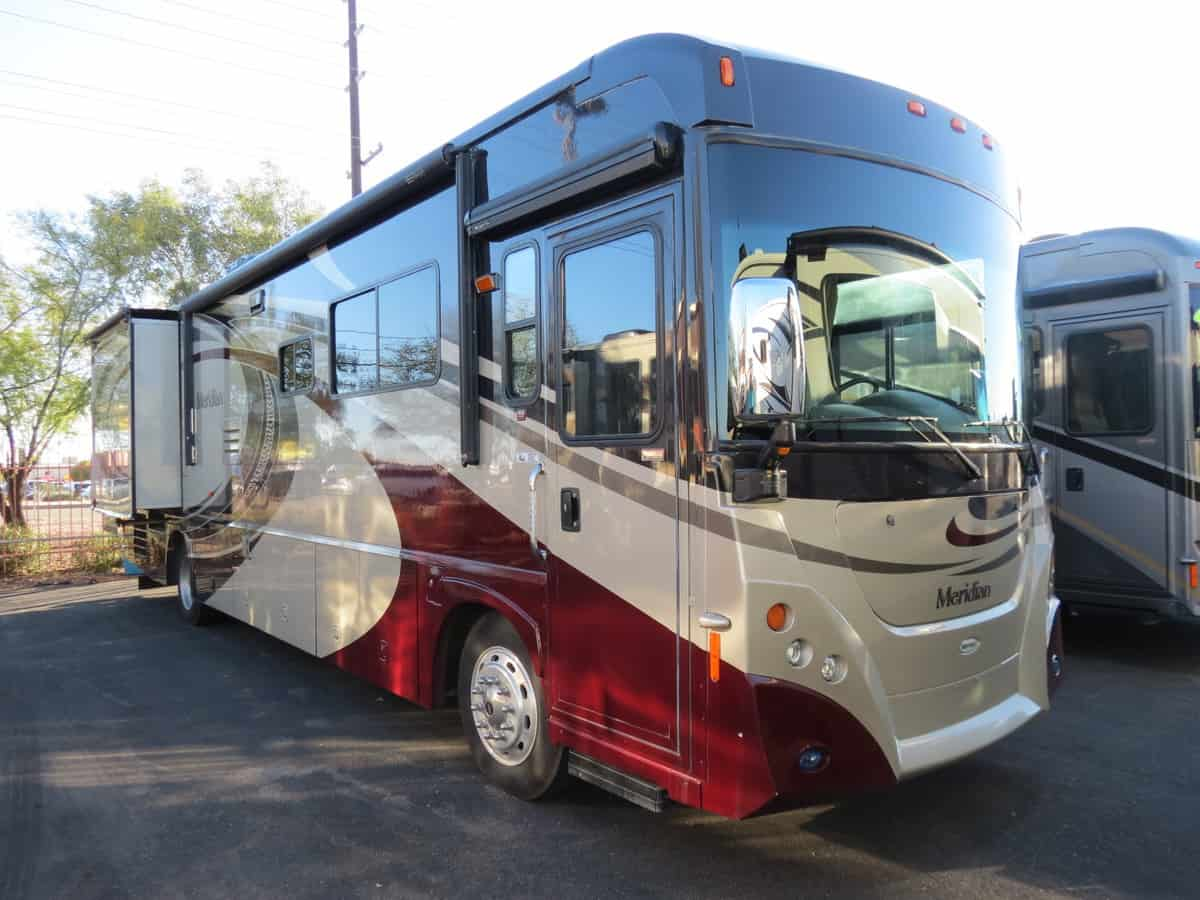 USED 2008 Itasca Meridian 37H - Freedom RV