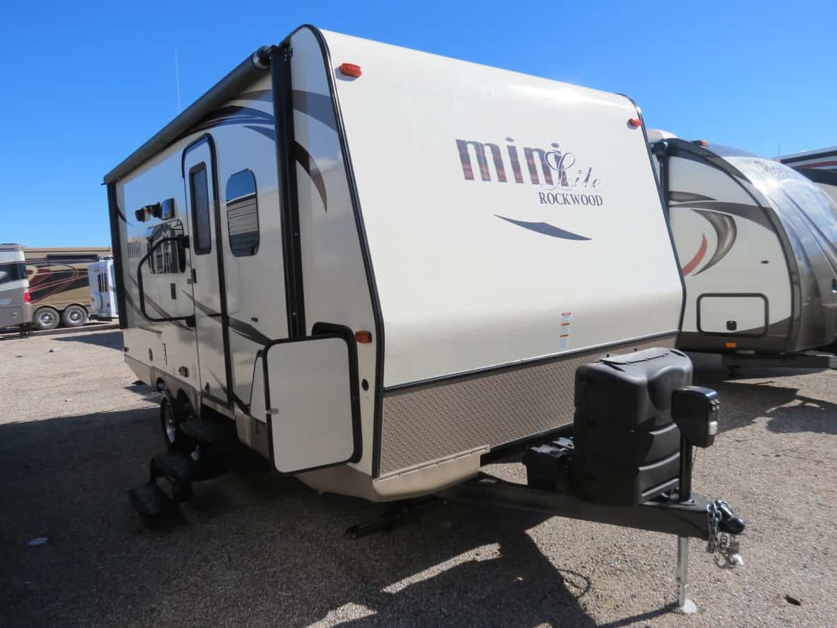 USED 2016 Rockwood Mini Lite 2104S - Freedom RV