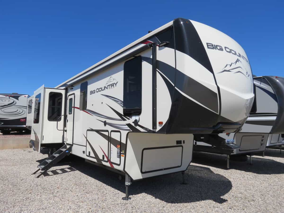 NEW 2019 Heartland Big Country 4011ERD - Freedom RV