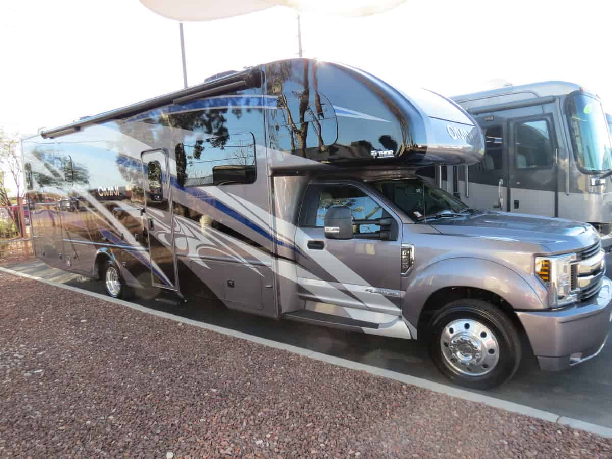 NEW 2019 Thor Motorcoach Omni BB35 - Freedom RV