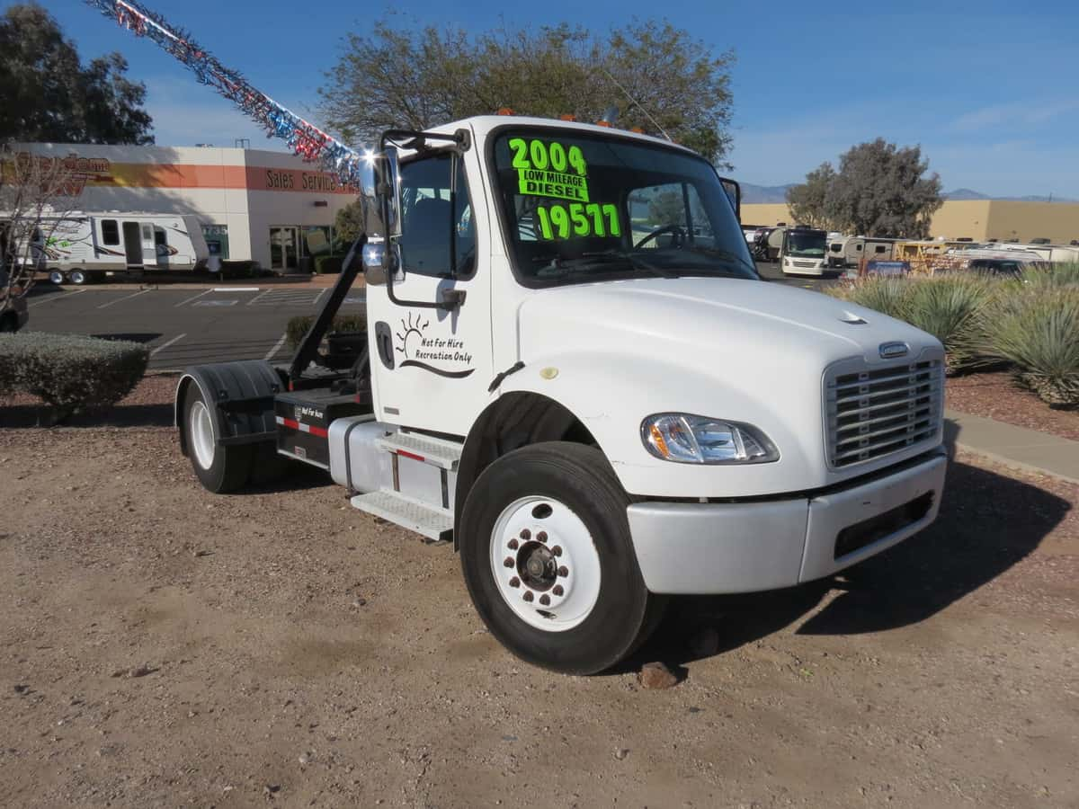 USED 2004 Freightliner Bus Class BUSINESS CLASS - Freedom RV