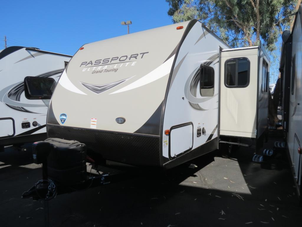 NEW 2019 Keystone Passport 2200RBWE - Freedom RV