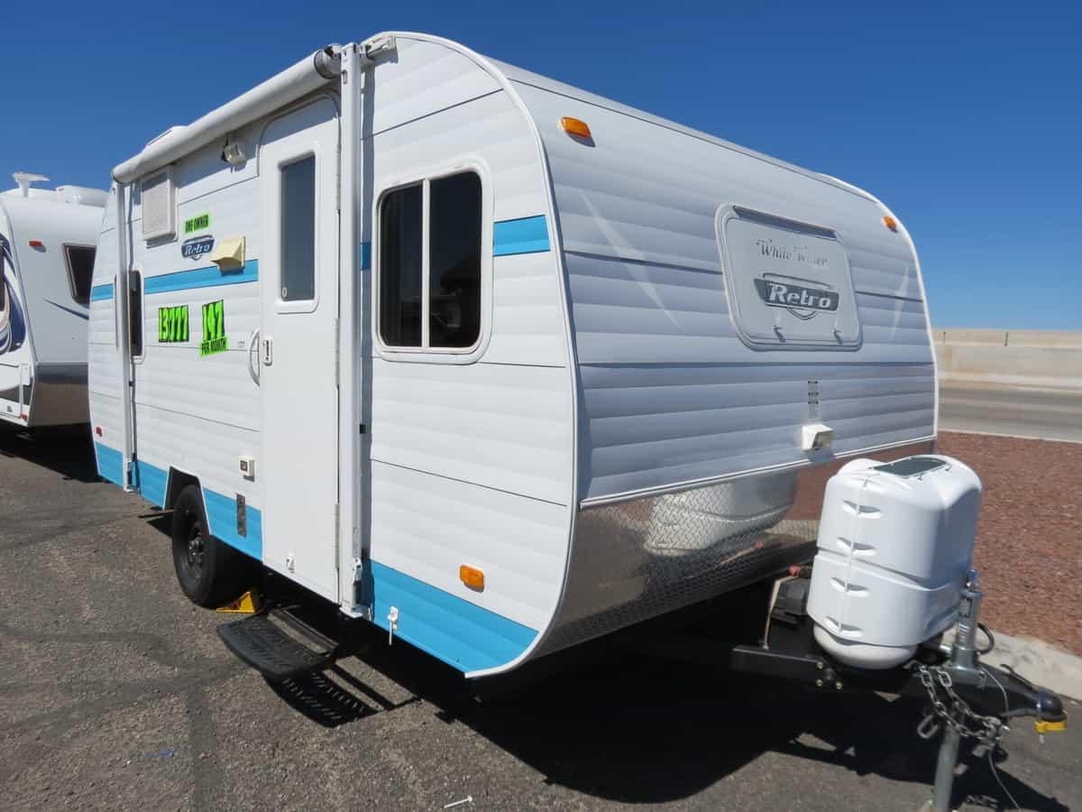 USED 2015 Riverside White Water Retro 177 - Freedom RV