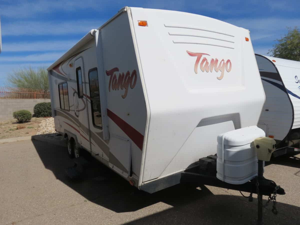 USED 2011 Pacific Coachworks Tango 224RB - Freedom RV