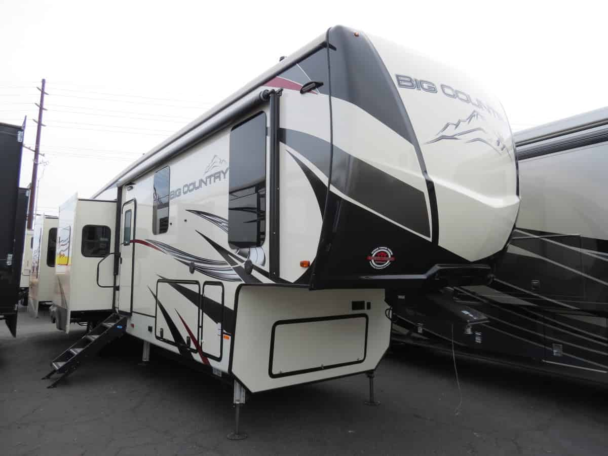 NEW 2019 Heartland Big Country 3806RKD - Freedom RV
