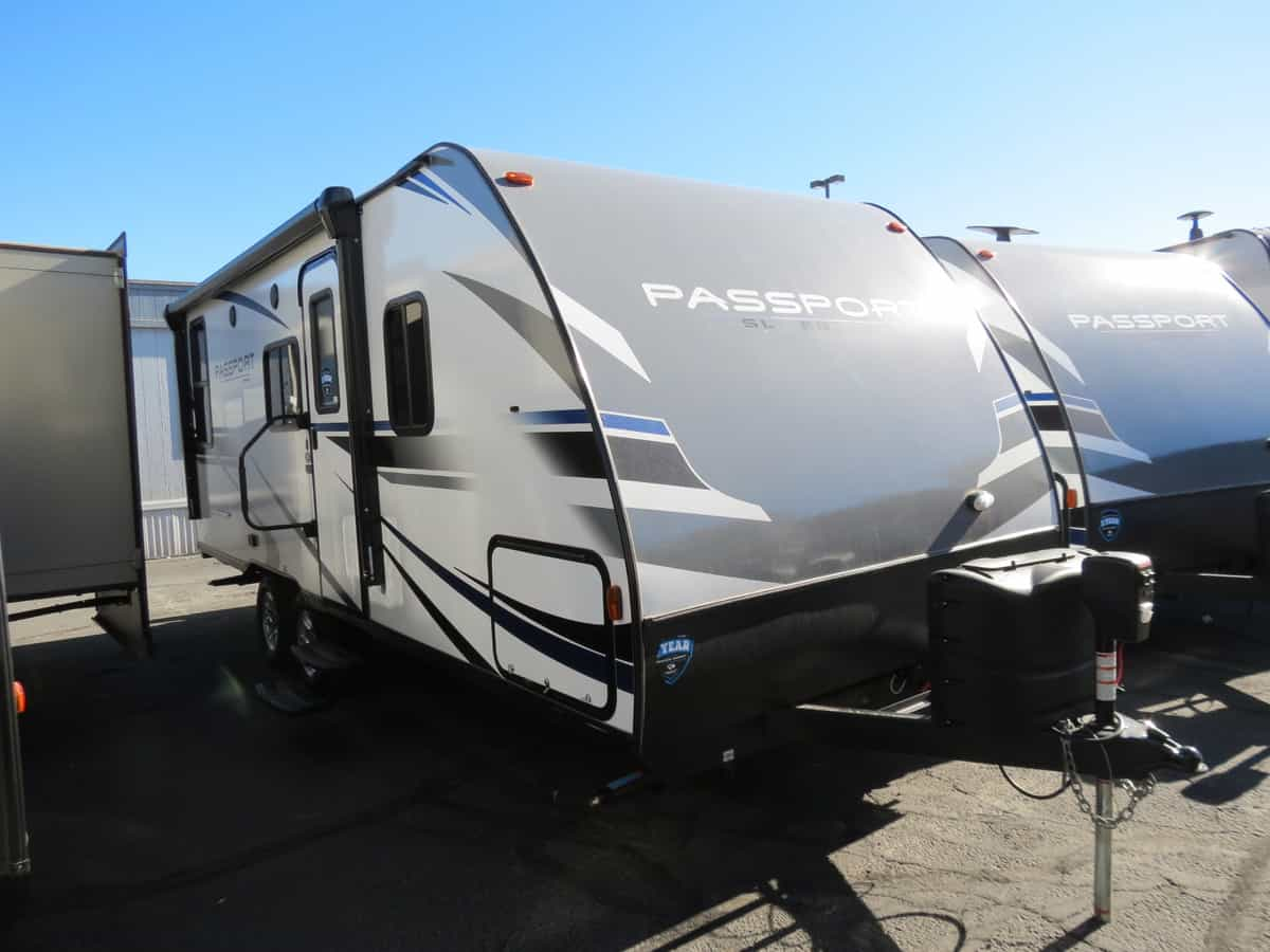 NEW 2019 Keystone Passport 216RDWE - Freedom RV