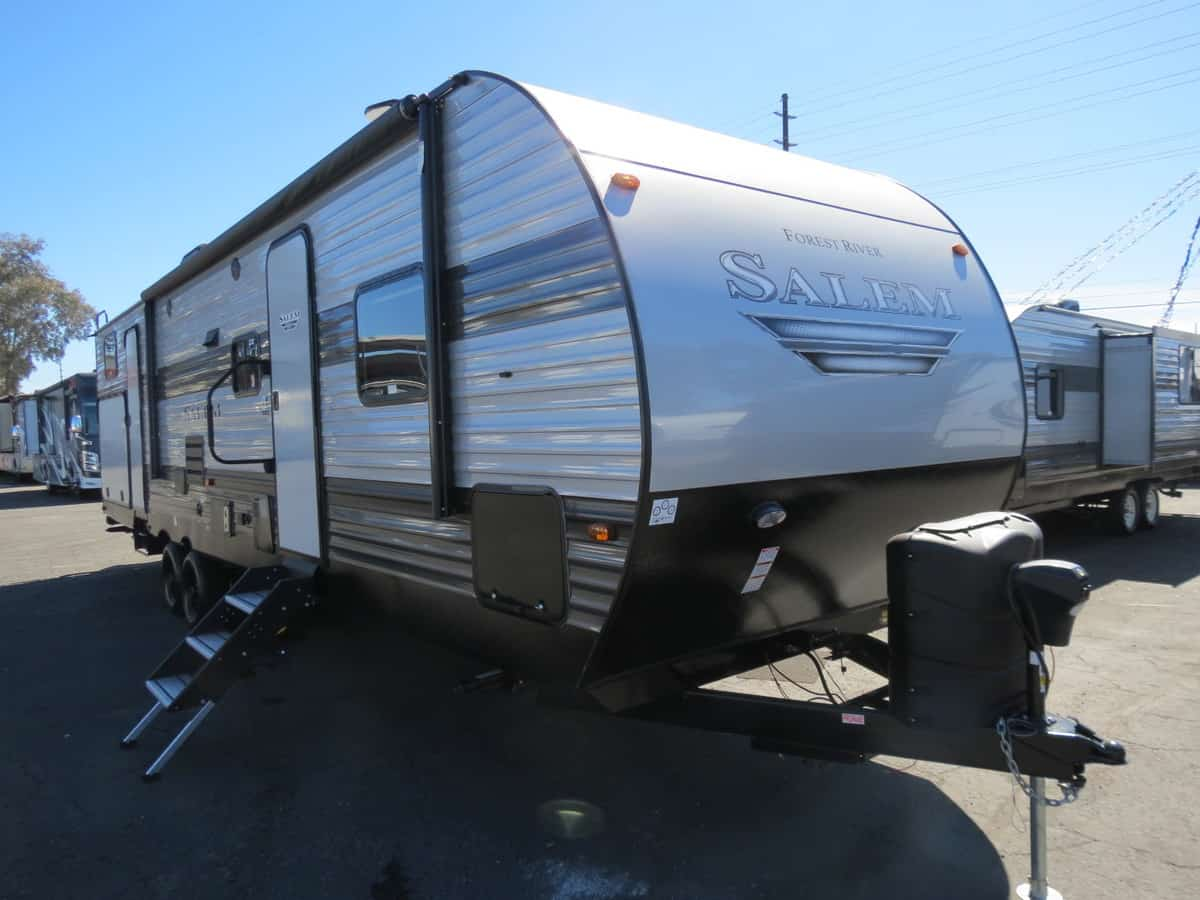 NEW 2019 Forest River Salem 32BHDS - Freedom RV