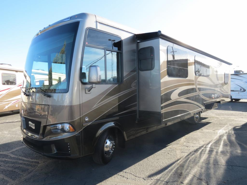 NEW 2018 Newmar Bay Star 3307 SPORT - Freedom RV