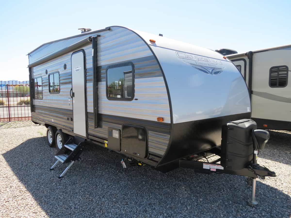 NEW 2019 Forest River Salem 191SSXL - Freedom RV