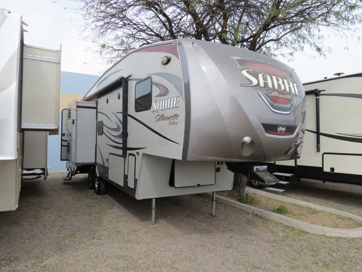 USED 2014 Palomino Sabre 284 RSKS - Freedom RV