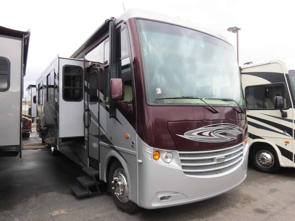 USED 2012 Newmar Canyon Star 3856 - Freedom RV