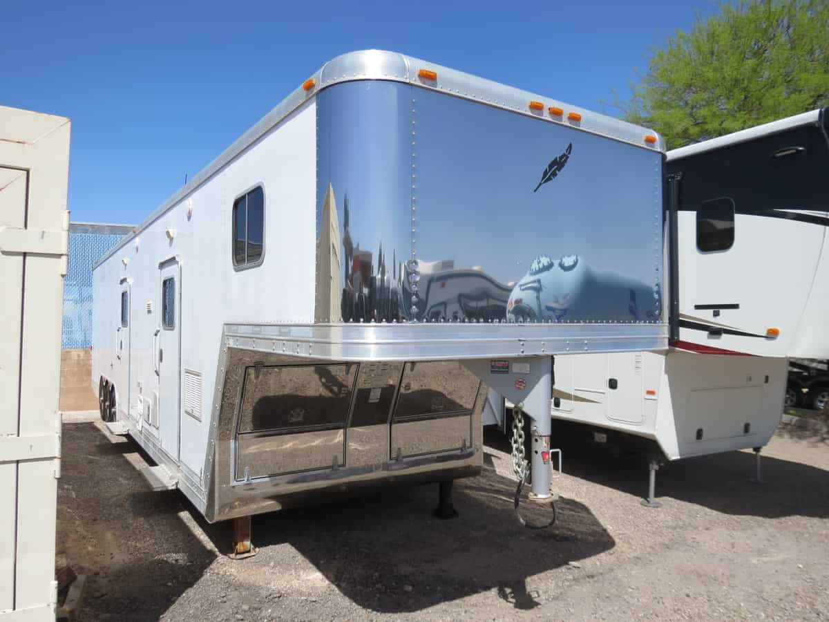 USED 2008 Featherlite Featherlite 4940 - Freedom RV