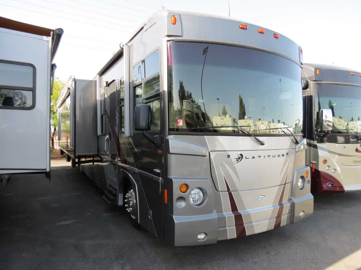USED 2008 Itasca Lattitude 39W - Freedom RV