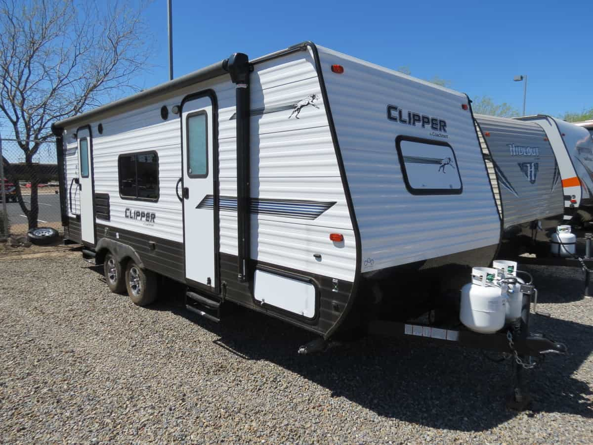 USED 2019 Coachmen Clipper 21FQS - Freedom RV
