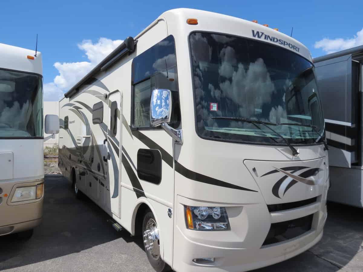 USED 2015 Thor Windsport 31S - Freedom RV