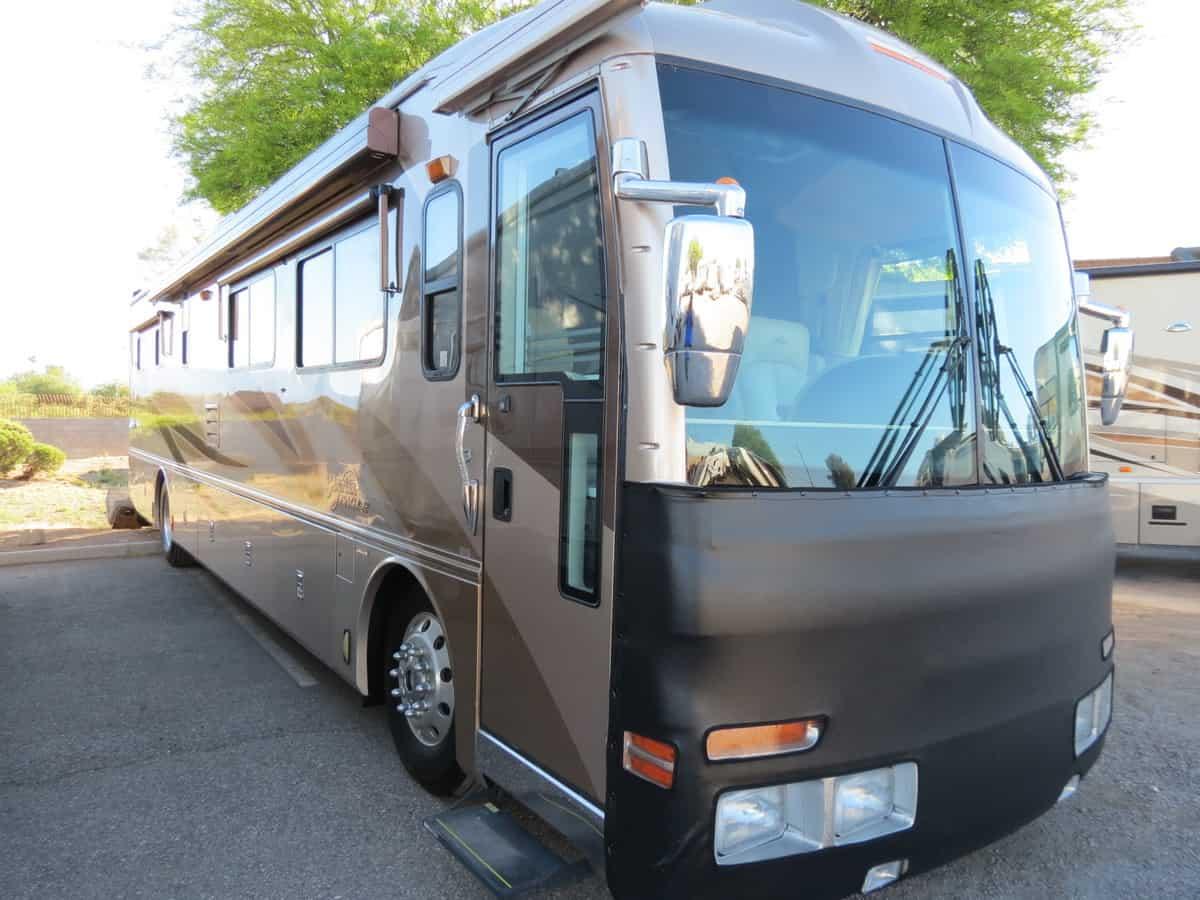 USED 2003 American Coach American Eagle 40' - Freedom RV
