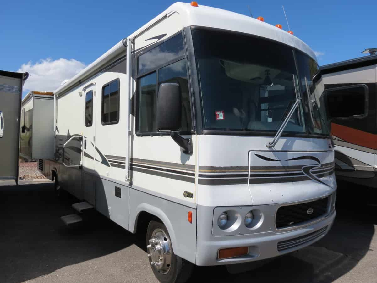 USED 2002 Itasca Suncruiser 35U - Freedom RV