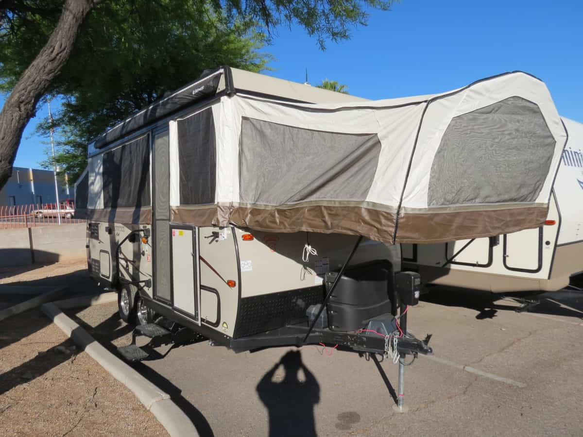 USED 2018 Forest River Rockwood 29' - Freedom RV