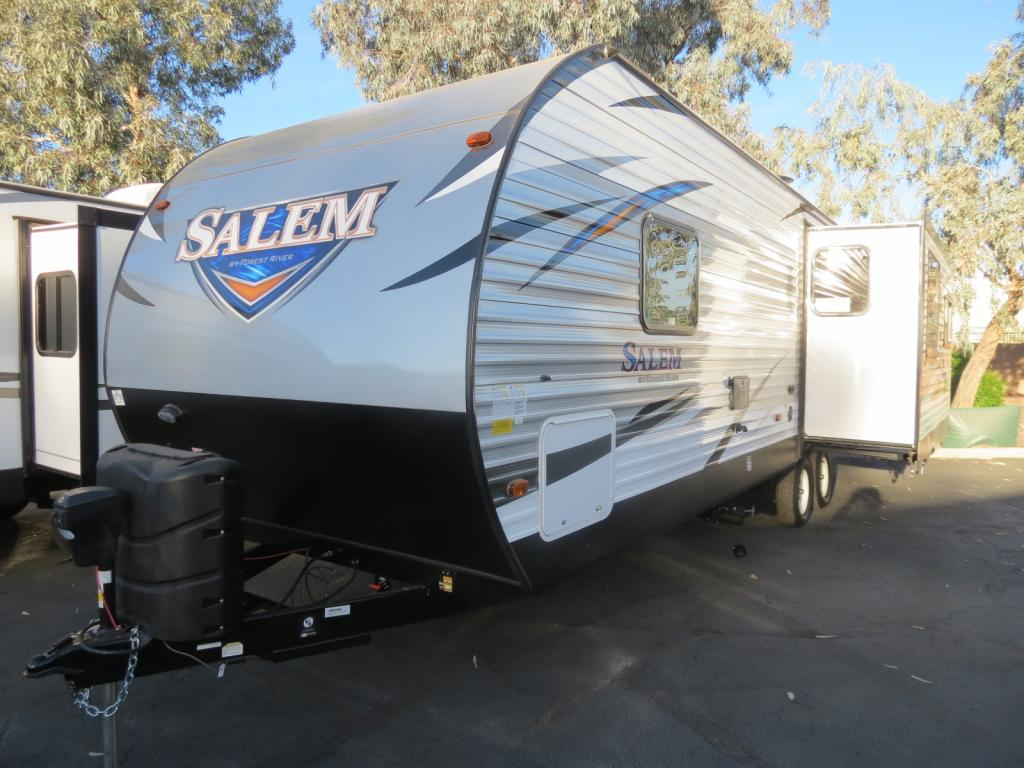 NEW 2018 Forest River Salem 27RLSS - Freedom RV